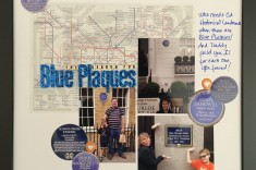 LO: The Search for Blue Plaques